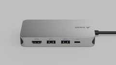 DecaHUB - 10 Port Multifunction USB-C Adapter - Juiced Systems
