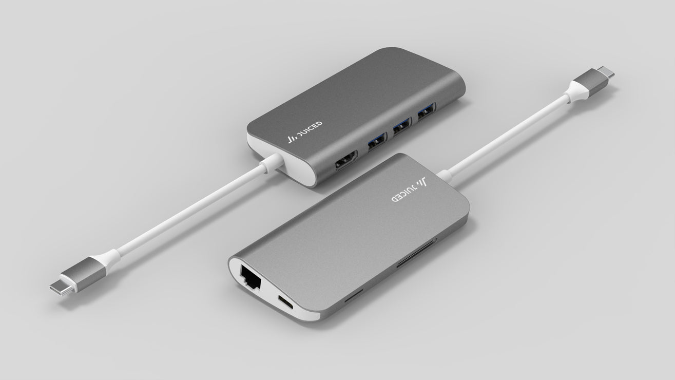 BizHUB - USB-C Multiport Gigabit HDMI Hub