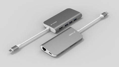 BizHUB USB-C Multiport Adapter - Juiced Systems