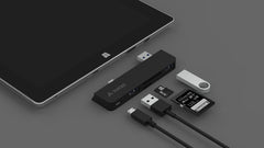 Surface 3: 5 in 1 Adapter ( w/ Pass-through Charging Ability) - Juiced Systems