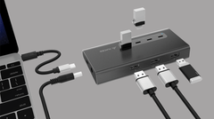 VertexHUB - USB-C Data & Charging Hub - Juiced Systems