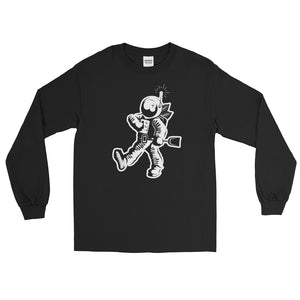 Johnny Tobacconaut Long Sleeve T-Shirt