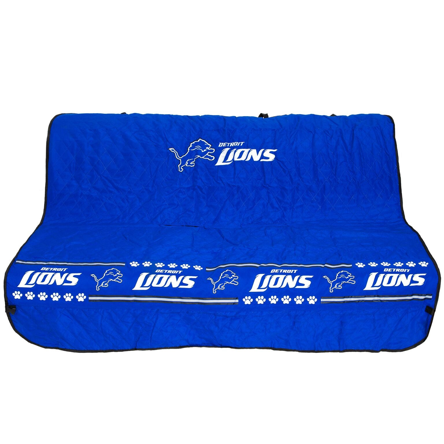 DETROIT LIONS CAR SEAT COVER