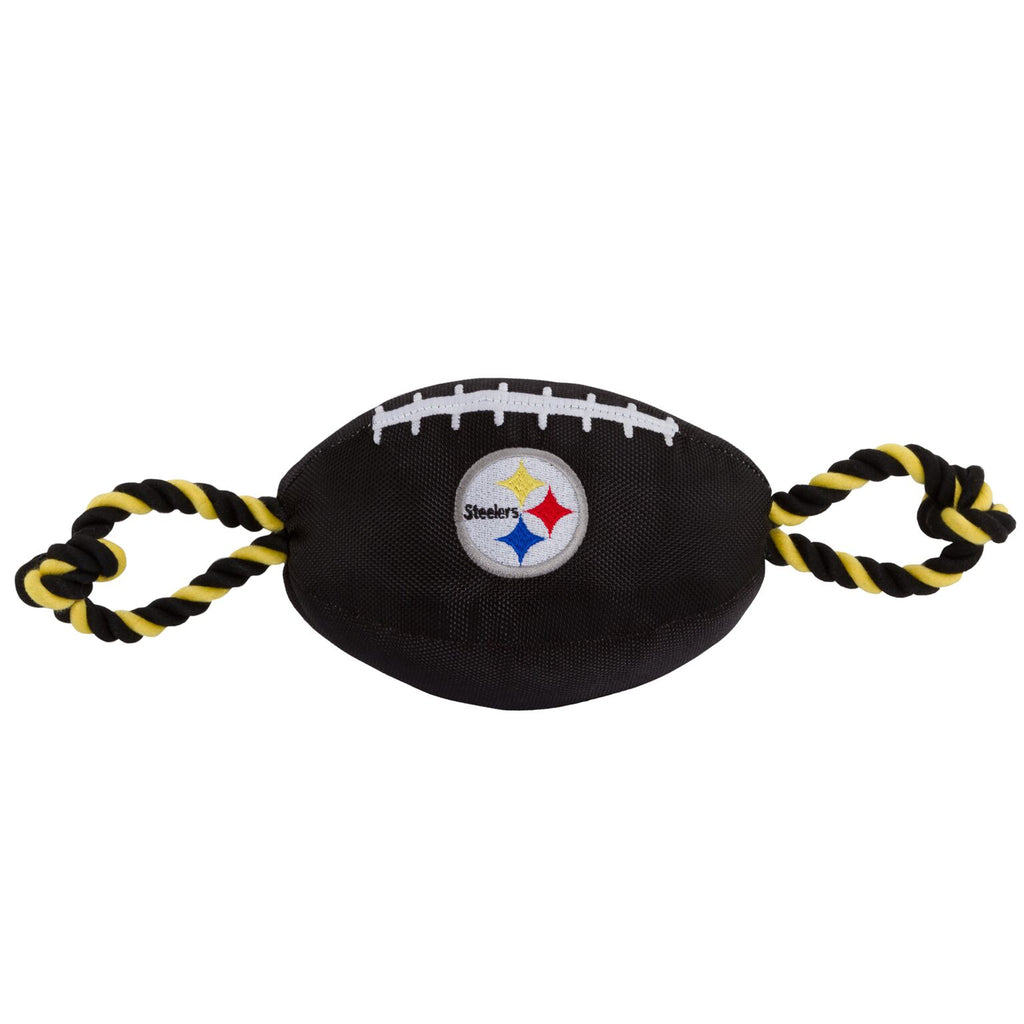Pittsburgh Steelers Nylon Dog Toy