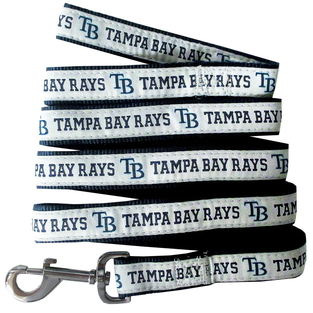 Tampa Bay Rays Leash- Ribbon