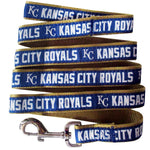 Kansas City Royals Leash- Ribbon
