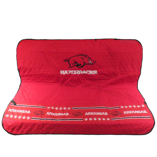 ARKANSAS RAZORBACKS CAR SEAT COVER