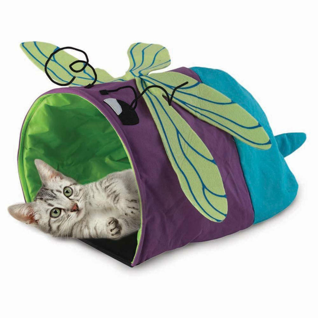 Crinkle Cat Cave - Dragonfly