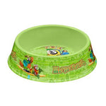 Margaritaville Tropical Icons Dog Bowl by TarHong - Green