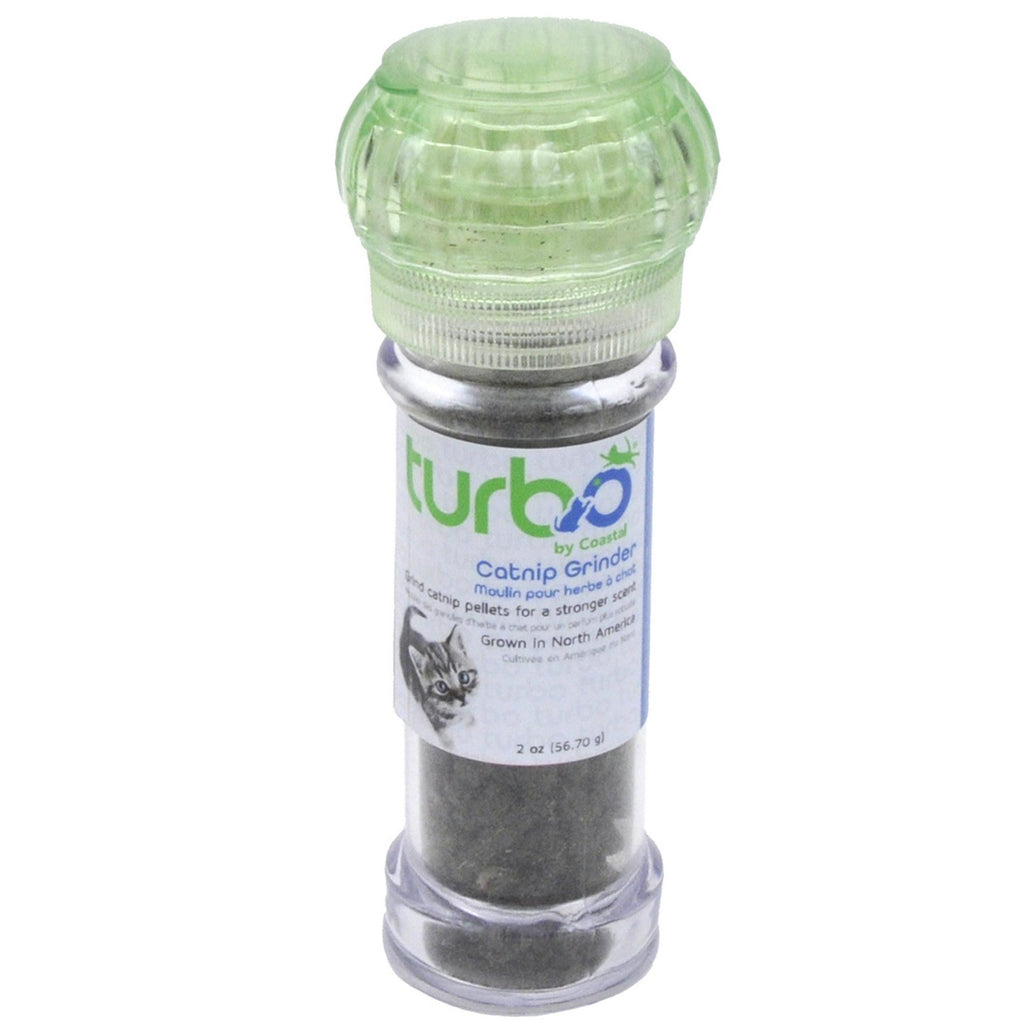 Turbo Cat Catnip Grinder - 2oz