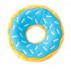 Donutz Dog Toy - Blueberry
