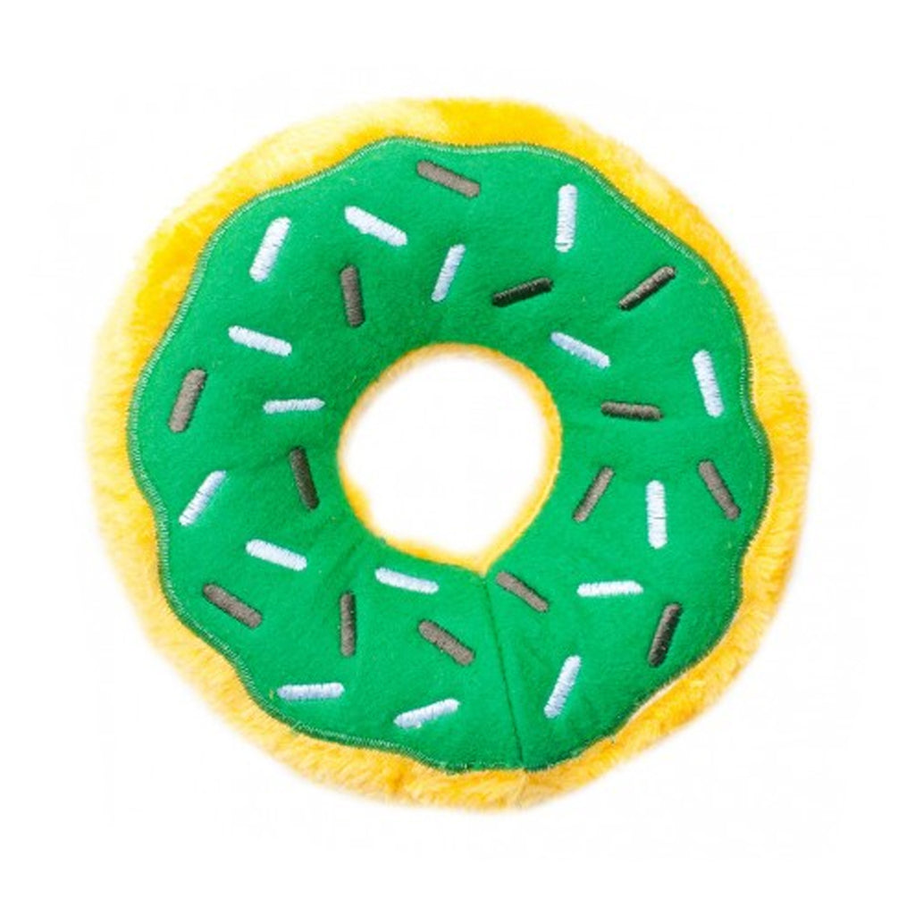 Donutz Dog Toy - Mint Chip