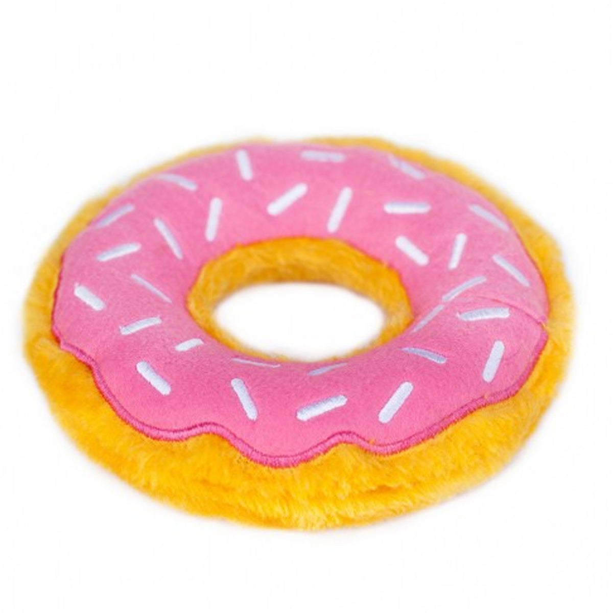 Donutz Dog Toy - Strawberry