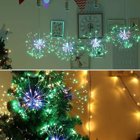 Christmas Starburst LED Lights