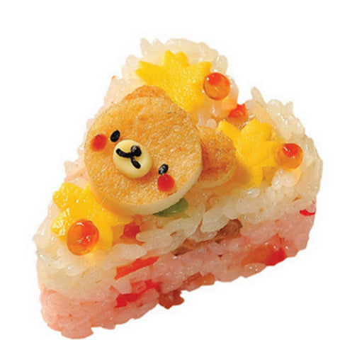 Image of Creative Japanese Sushi Cake Mold