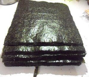 50PCS / Set Top Quality Seaweed
