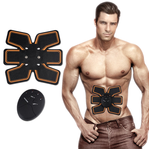 Smart EMS Wireless ABS Fit Muscle Stimulator