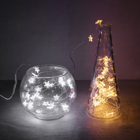 Christmas Stars LED Lights