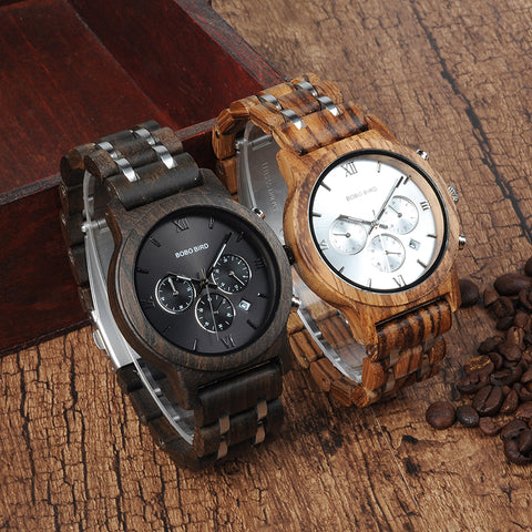Luxury Chronograph Men Watch relogio masculino