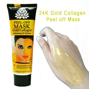 24K Gold Peel off  Anti Aging Mask Face