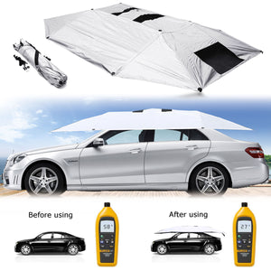 Portable Outdoor Car Umbrella