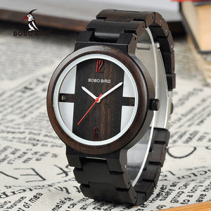 New Design Wood Watch For Men and Women