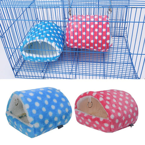 Image of 2018 Plush Soft Guinea Pig House Bed
