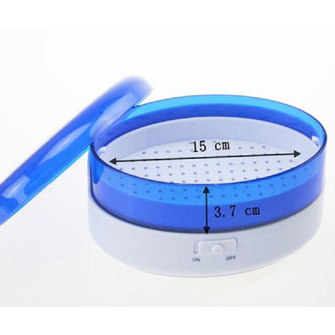 Portable USB Mini Ultrasonic Cleaner for Jewelry & Glasses