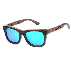 Polarized Wooden Sunglasses for Women & Men