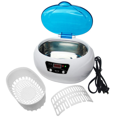 The Ultrasonic Jewelry Cleaner
