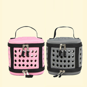 Hamster & Guinea Pig Carrier Bag for Travel & Outdoor