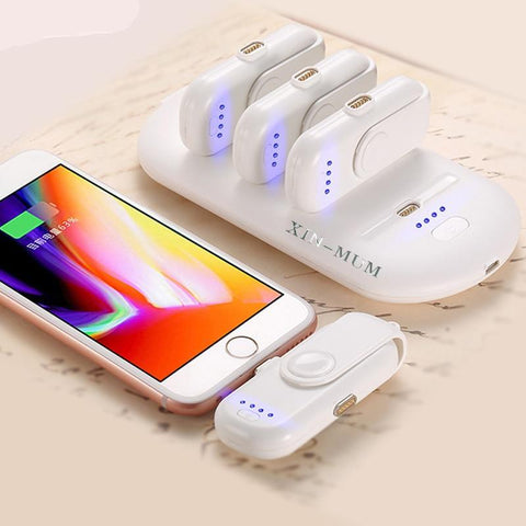 Universal Finger Power Bank