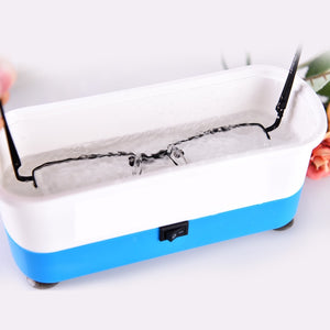 Portable Cleaner  for Glasses, Contact Lenses & Jewelry
