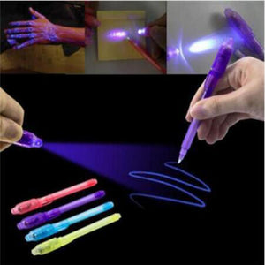 Magic UV Light Invisible Highlighter