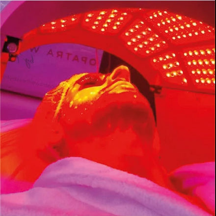 RED LED LIGHT MASSAGE THERAPY BENEFITS OPATRA.COM