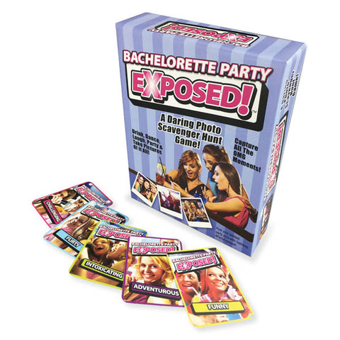Bachelorette Party Exposed! - Hens Party Game