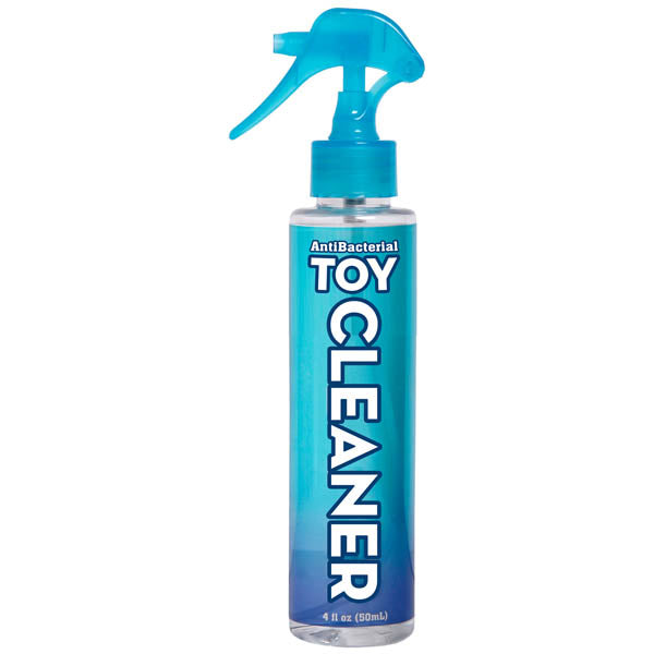 Anti-Bacterial Toy Cleaner - 118 ml (4 oz) Spray Bottle - Brown Sugar Industries