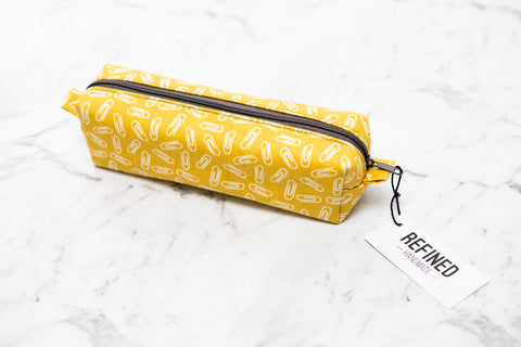 Paperclips Pencil Case