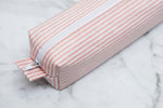 Pencil Case - Pink Stripes