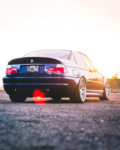 E46 M3:  Chasing N/A M Greatness