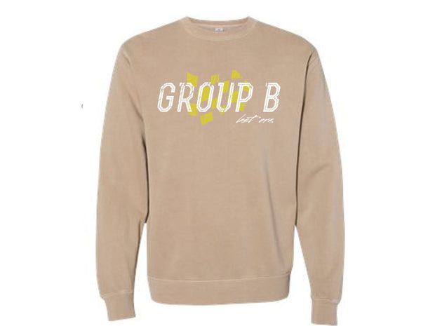 The Group B Era Medium Weight Sweatshirt
