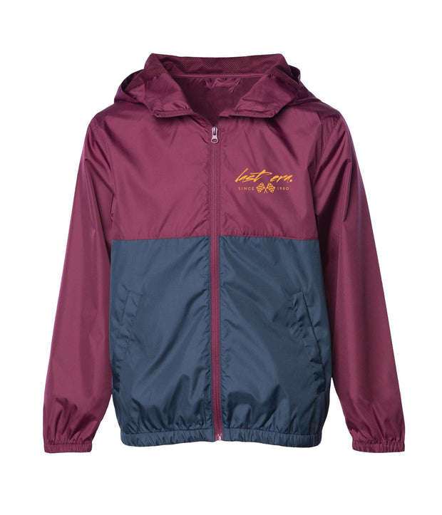 Youth Motorsport Zip Windbreaker