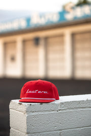 Last Era Snapback Rope Hat - Guards Red