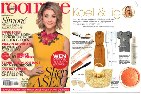 Rooi Rose January 2019