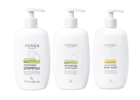 6x PACK Nourishing Shampoo & Conditioner & Body Wash @ R25,00 each