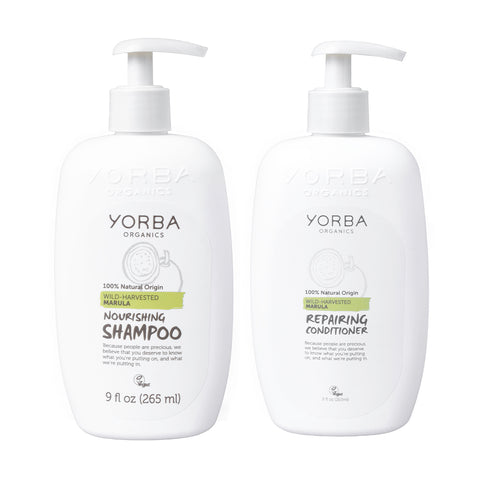 Nourishing Shampoo & Conditioner