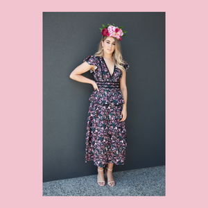Mossman | In Full Bloom Frock | Floral