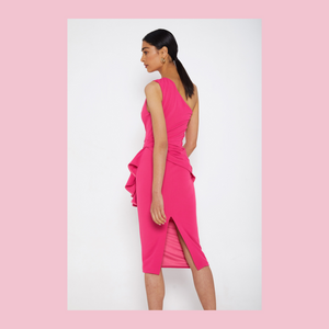 Mossman | My Imagination Frock | Fuschia Pink