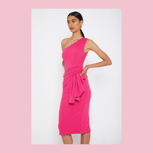 Load image into Gallery viewer, Mossman | My Imagination Frock | Fuschia Pink