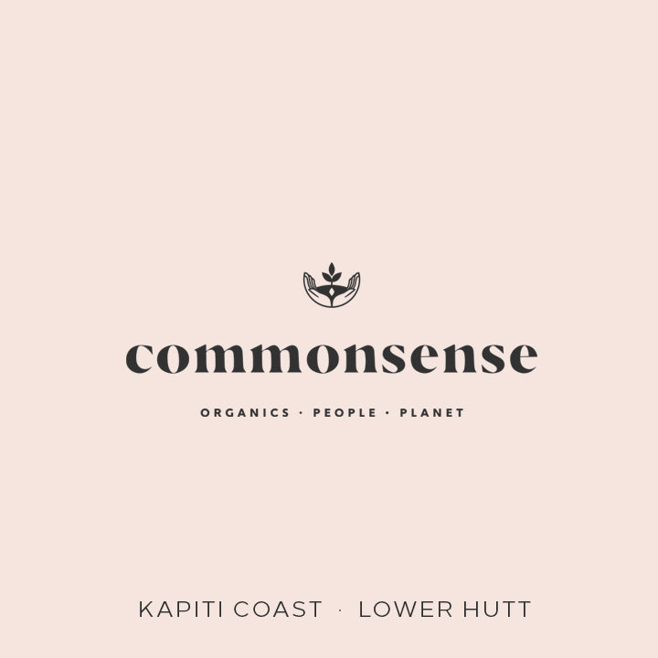 Natural Deodorant NZ made buy from Commonsense Organics Kapiti and Lower Hutt NZ | Award winning EverKind organic deodorant | Best in class for Men and Women